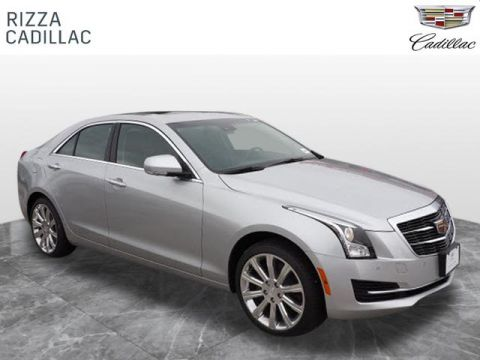 New Cadillac ATS Luxury AWD