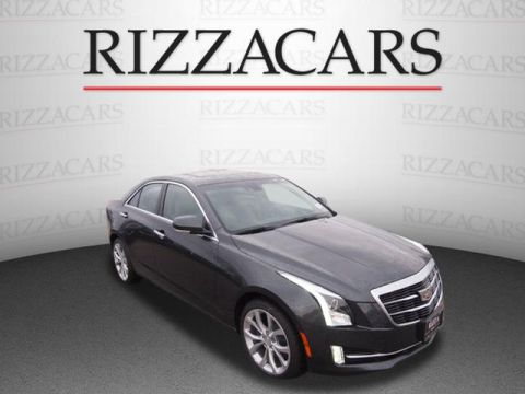 New Cadillac ATS Premium Luxury AWD