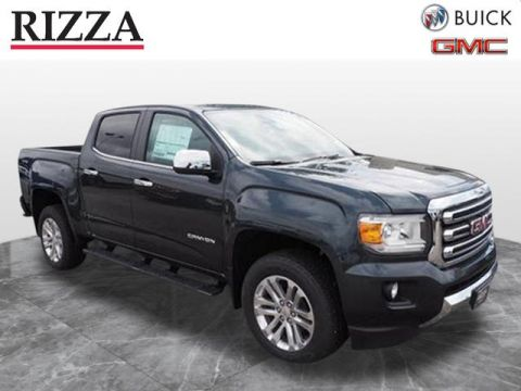 New GMC Canyon SLT 4X4