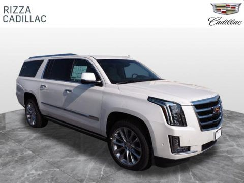 New Cadillac Escalade ESV Premium Luxury 4X4