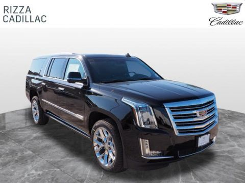 New Cadillac Escalade ESV Luxury 4X4
