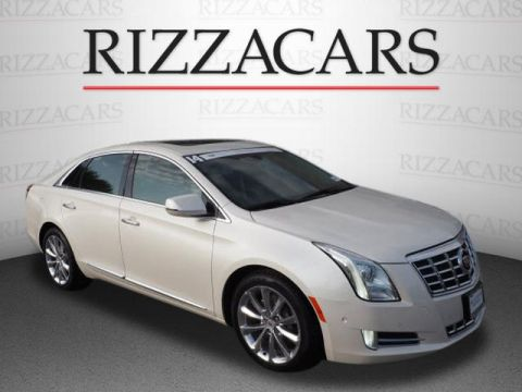 Certified Used Cadillac XTS Luxury