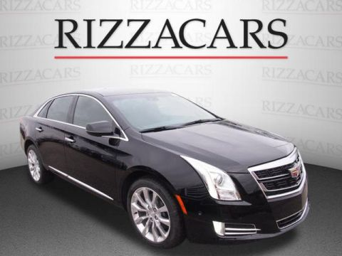 New Cadillac XTS Luxury