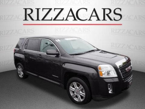 Certified Used GMC Terrain SLE